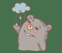 C.M.Bear sticker #407122