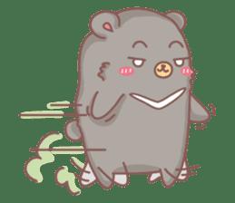 C.M.Bear sticker #407124