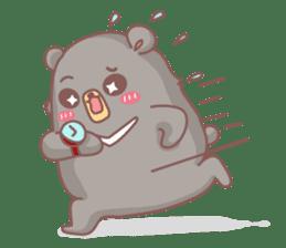 C.M.Bear sticker #407125