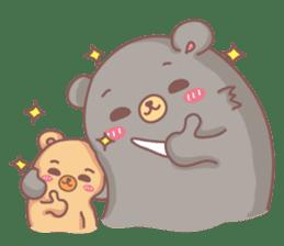 C.M.Bear sticker #407128