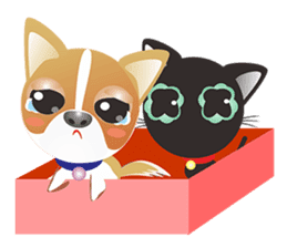 Dog-Chihuahua sticker #407204