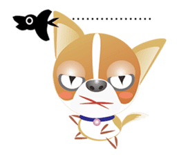 Dog-Chihuahua sticker #407207