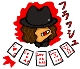 ForPokerPlayerLife sticker #407798