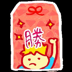OMAMORI Sticker