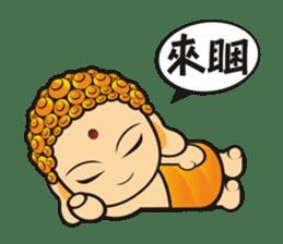 Mini Q Gods sticker #409986