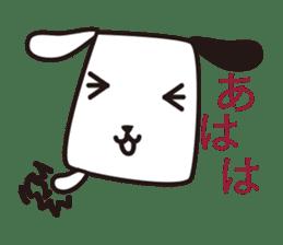 usaneko and one sticker #411683