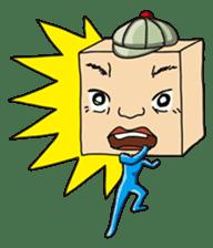 GoGo!! Kokubo-kun sticker #412210