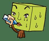 GoGo!! Kokubo-kun sticker #412239