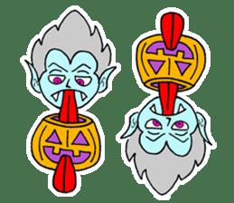 Clunker Dracula sticker #412997