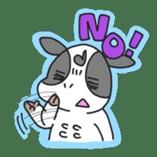 Love cows   Onpu-chan&Friends sticker #413066