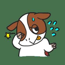 Love cows   Onpu-chan&Friends sticker #413070
