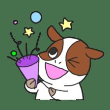 Love cows   Onpu-chan&Friends sticker #413073
