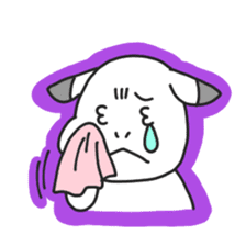 Love cows   Onpu-chan&Friends sticker #413082