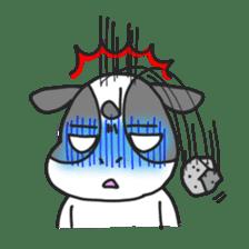 Love cows   Onpu-chan&Friends sticker #413086