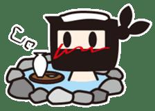 Ninja-kun sticker #413267