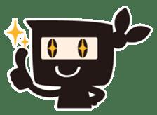 Ninja-kun sticker #413273