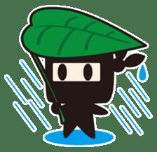 Ninja-kun sticker #413281