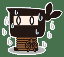 Ninja-kun sticker #413283