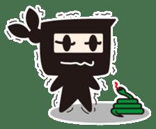 Ninja-kun sticker #413284
