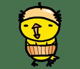 Headdress Japanese OYAJI sticker #413931