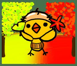 Headdress Japanese OYAJI sticker #413935