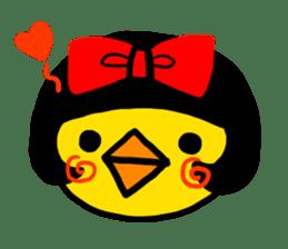 Headdress Japanese OYAJI sticker #413937