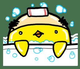 Headdress Japanese OYAJI sticker #413941