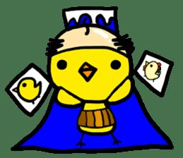 Headdress Japanese OYAJI sticker #413942