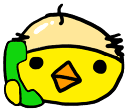 Headdress Japanese OYAJI sticker #413945