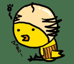 Headdress Japanese OYAJI sticker #413949