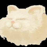 สติ๊กเกอร์ไลน์ All right Cat stamp