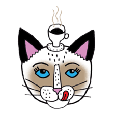 moumi and friends sticker #415372