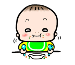 Chibitan stamp sticker #415732