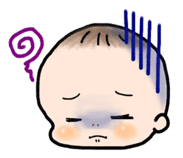 Chibitan stamp sticker #415747