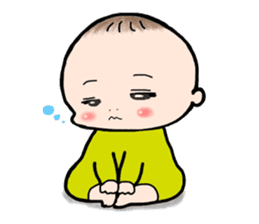 Chibitan stamp sticker #415755