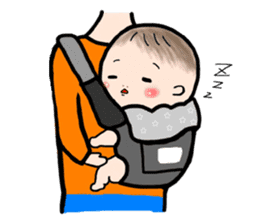 Chibitan stamp sticker #415756