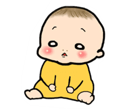 Chibitan stamp sticker #415767