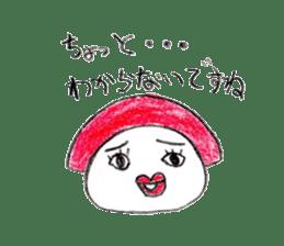 Mr. maguro sticker #415782