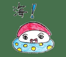 Mr. maguro sticker #415787
