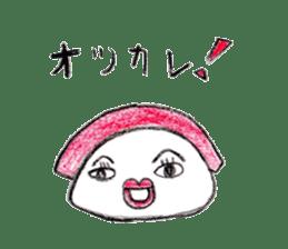 Mr. maguro sticker #415788
