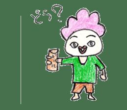 Mr. maguro sticker #415792