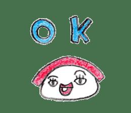 Mr. maguro sticker #415794