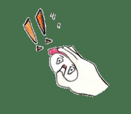 Mr. maguro sticker #415804