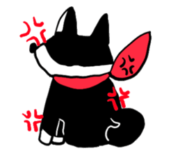 Blackwannko sticker #415859