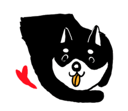 Blackwannko sticker #415871