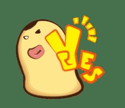 Pudding Oyaji sticker #416018