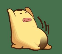 Pudding Oyaji sticker #416020