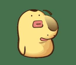 Pudding Oyaji sticker #416022