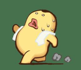 Pudding Oyaji sticker #416028