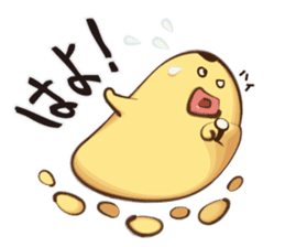 Pudding Oyaji sticker #416038